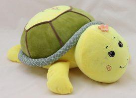 عروسک Hello baby کوسنی ۵۰ سانتی متر مدل لاکپشت