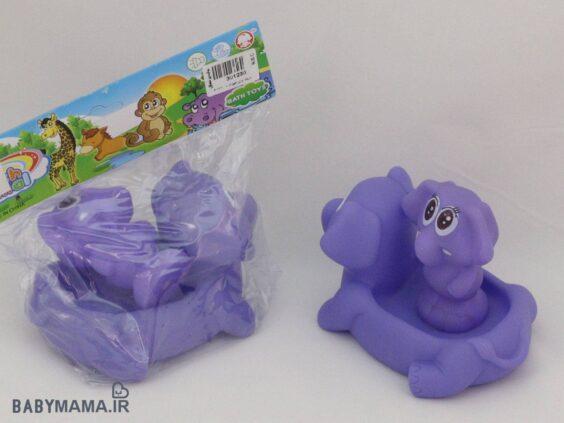 پوپت سوتی دو عددی cherish animal مدل فیل