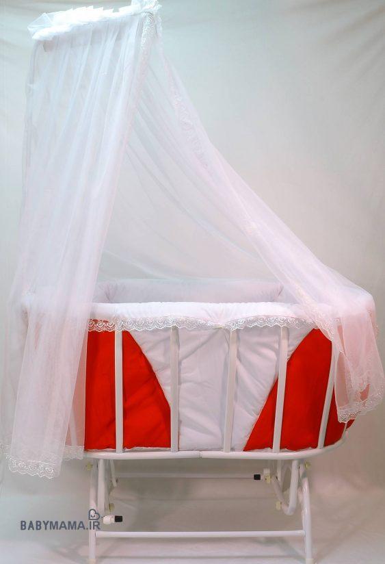 تخت و گهواره کوشا مدل پردیس
