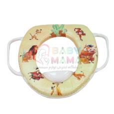 تبدیل توالت فرنگی کودک soft potty