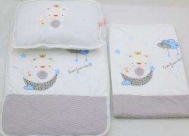 سرویس خواب نوزادی سه تیکه لایکو بلوشک