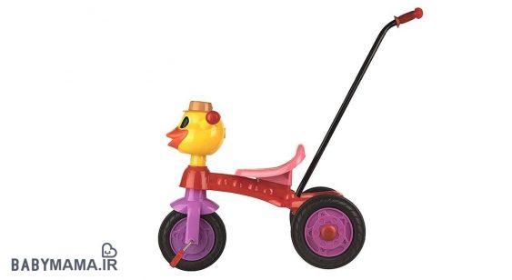 سه چرخه ارابه مدل اردک