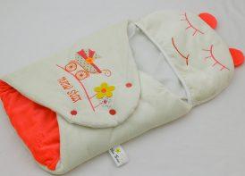 کیسه خواب مخمل نوزادی New star