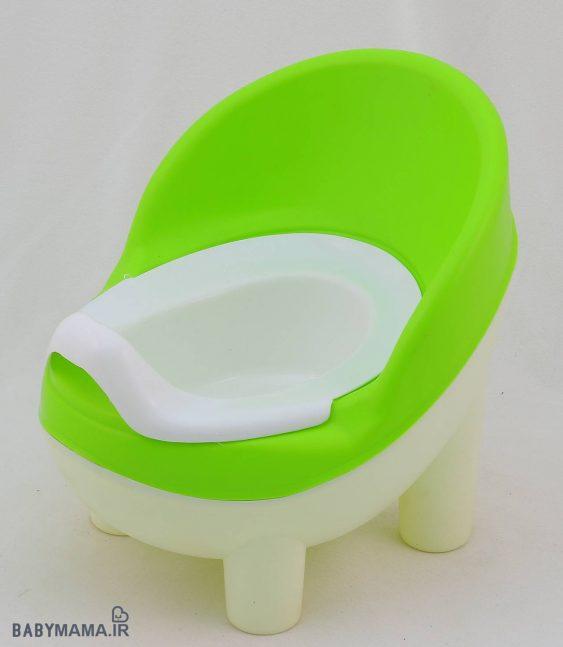 صندلی توالت فرنگی کودک آریا