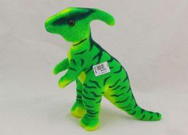 عروسک دایناسور جغجغه ای 30 سانتی متری