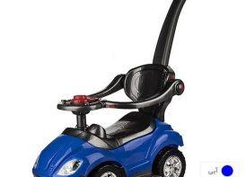 ماشین بازی موزیکال Mega car مدل سه کاره