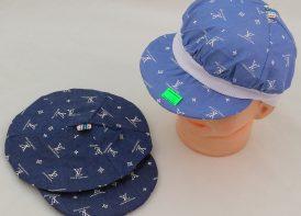 کلاه نقابدار کودک مدل LouisVuitton