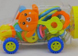 مجموعه جغجغه yingbei مدل ماشین