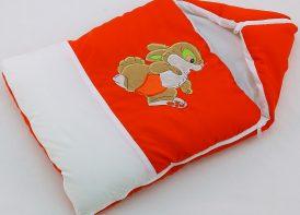 کیسه خواب کودک فلامنت مدل خرگوش