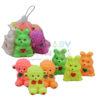 پوپت ۶ عددی childrens toy مدل حیوانات