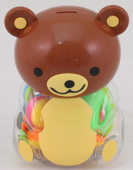 مجموعه جغجغه و دندانگیر yingbei مدل خرس سایز بزرگ