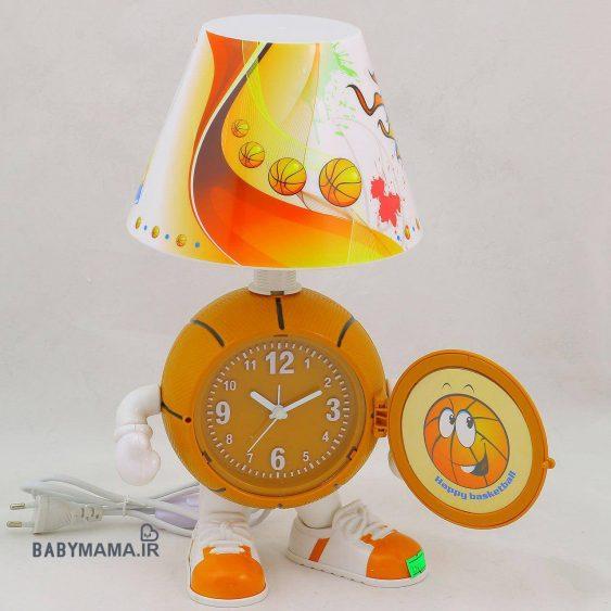 آباژور ساعت MeiHao مدل توپ ۱
