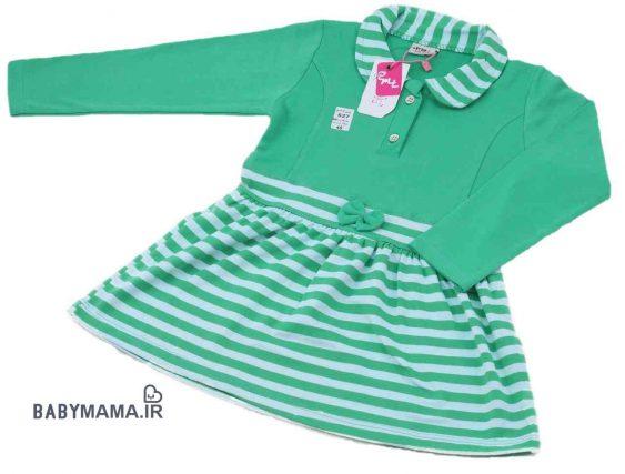 بلوز-یقه-ب-ب-دخترانه-PMT-مدل-راه-راه-سبز.jpg