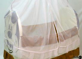 تخت و گهواره کوشا مدل پامچال