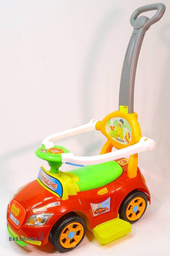 ماشین بازی کودک مدل پورشه