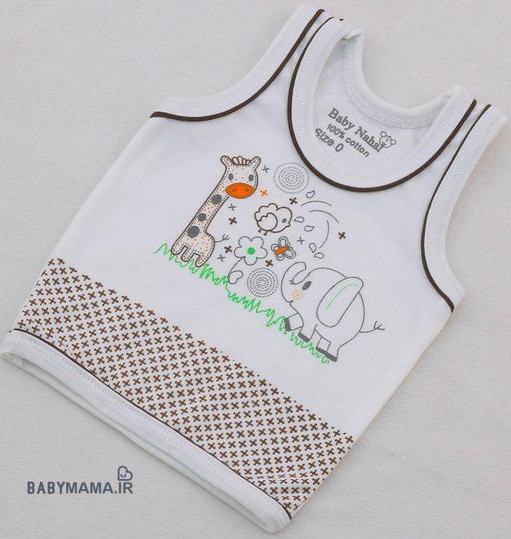 ست باز نخی نوزادی baby nahal مدل حیوانات