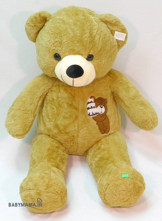 عروسک خرس lissidoll مدل 90 سانتی متری