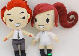عروسک moredoll 25 سانتی متری مدل دختر و پسر