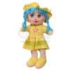 عروسک دختر مو بافت رومی