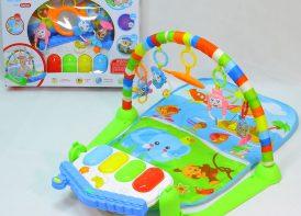 تشک بازی موزیکال کودک Beiying toys مدل lntelligent piano