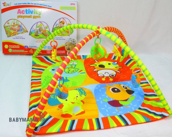 تشک بازی Activity Playmat gym مدل Dreamy sky