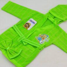 حوله تن پوش برای کودکان زیر ۲سال و نیم با حوله با کیفیت کلاه دار