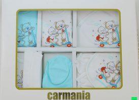 ست ۱۹ تیکه پنبه نوزادی کارمانیا مدل Skate 2
