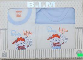 ست 5 تیکه نوزادی BIM مدل pirate