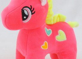عروسک اسب پونی ۲۰ سانتی متری