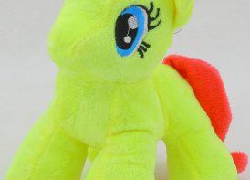عروسک اسب پونی موزیکال 20 سانتی متری