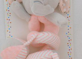 عروسک جغجغه ای سوتی baby gift