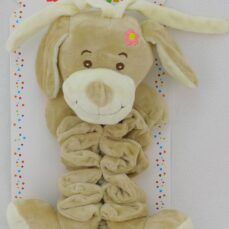 عروسک موزیکال نخ کش babygift مدل میمون
