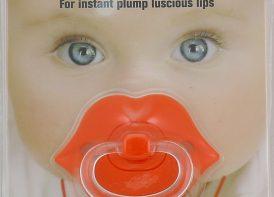 پستانک ارتدنسی Hot lips مدل لب