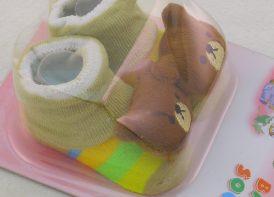 جوراب نقلی عروسکی نوزادی مدل حیوانات