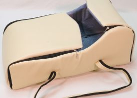 ساک حمل کودک مدل چرمی ساده (۲)