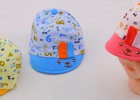 کلاه نوزادی خرسی مدل اعداد