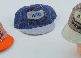 کلاه نوزادی bobsleigh مدل ABC