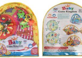 تشک بازی کودک game kingdom مدل 619