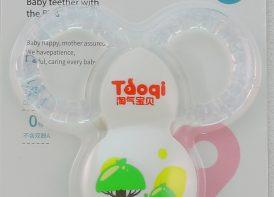 جغجغه دندانگیر کودک jiaai مدل ring