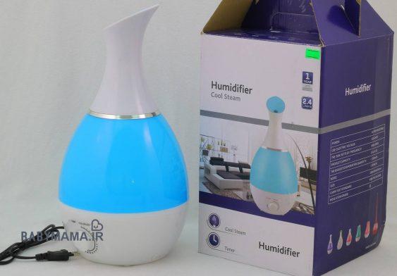 دستگاه بخور سرد و رطوبت ساز سرد Humidifier مدل Cool steam