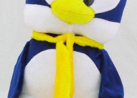 عروسک پنگوئن 30 سانتی متری