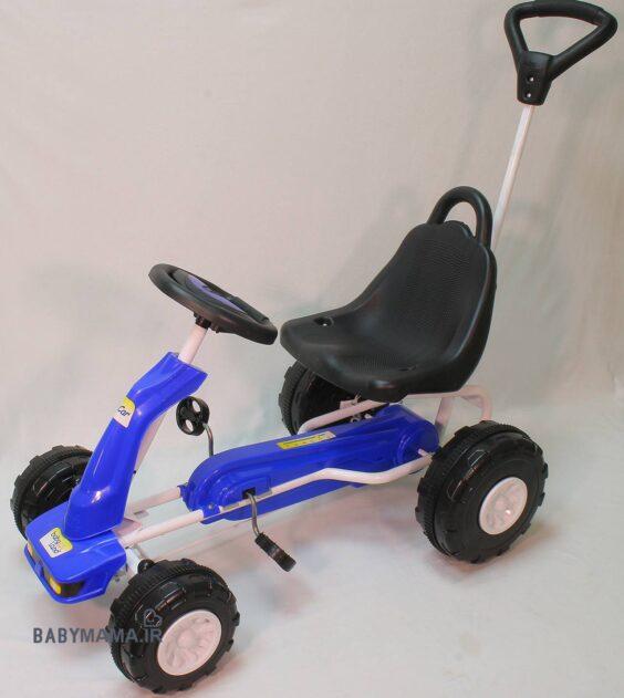 ماشین بازی بیبی لند مدل Top Car دسته دار (1)