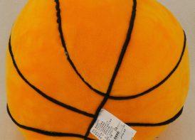 توپ پلیشی نرم ۲۷ سانتی متری مدل بسکتبال