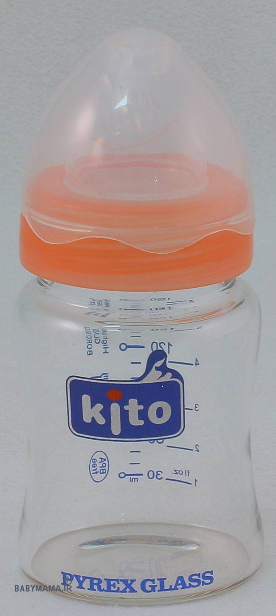 شیشه شیر پیرکس 150 میلی لیتری کیتو