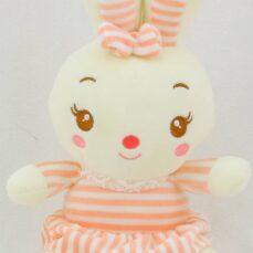 عروسک خرگوش 20 سانتی متری مدل دامن دار