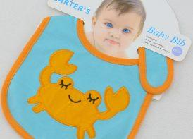 پیش بند نوزادی کارترز مدل خرچنگ