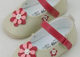 کفش نوزادی دخترانه funny مدل flower