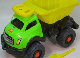 Helal Toys کامیون اسباب بازی بزرگ (۱)