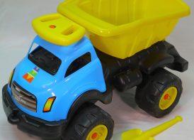 Helal Toys کامیون اسباب بازی بزرگ (۲)