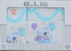 ست ۵ تیکه نوزادی BIM مدل just for you